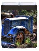 Wrecking Yard Study 15 Duvet Cover
