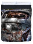 Wrecking Yard Study 2 Duvet Cover