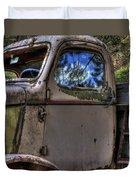 Wrecking Yard Study 4 Duvet Cover