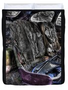 Wrecking Yard Study 7 Duvet Cover