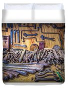 Wrenches Galore Duvet Cover