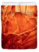 Wrinkled Passion Duvet Cover