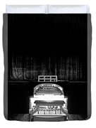 Wurlitzer Organ In The Lincoln Theatre Duvet Cover