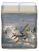 Ww1 - 'wings' Duvet Cover