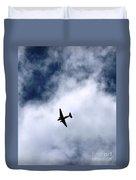 Douglas C-47 Skytrain 2 - The Drop Duvet Cover