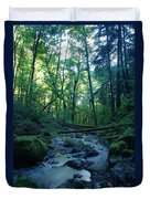 Wyeth Creek Duvet Cover