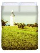 Wynyard Lighthouse Way Duvet Cover