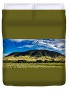 Wyoming Beauty Duvet Cover