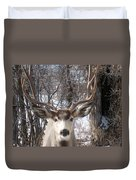 Wyoming Buck Duvet Cover