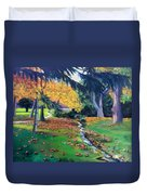 Wyomissing Creek Duvet Cover