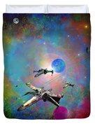 X-wing Fighter Duvet Cover