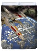 10105 X-wing Starfighter Duvet Cover