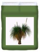 Xanthorrhoea Australis Tree Duvet Cover