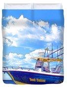 Yacht Duvet Cover
