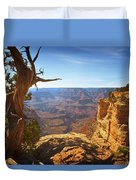 Yaki Point Duvet Cover by Susan Rissi Tregoning