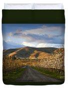 Yakima Valley Spring Duvet Cover
