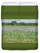 Yala National Park Duvet Cover