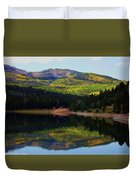 Yankee Meadows Lake Duvet Cover