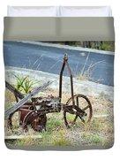 Yard Art 114 Duvet Cover