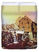 Yates Mill Park Duvet Cover