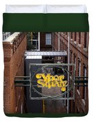 Ybor Square Duvet Cover