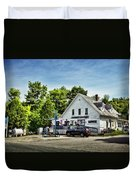 Ye Old Country Store Duvet Cover