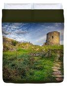 Ye Olde Path  Duvet Cover