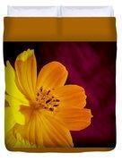 Yellow-1 Duvet Cover