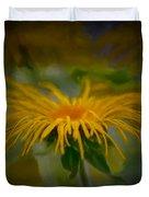 Yellow 2 Duvet Cover