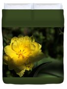 Yellow And Green No. 3 Duvet Cover