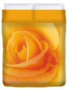 Yellow Blend Duvet Cover