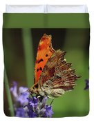 Yellow Butterfly No.2 Duvet Cover