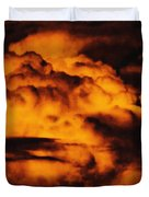 Clouds Time Duvet Cover