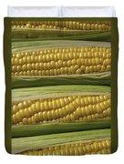 Yellow Corn Duvet Cover