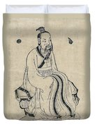 Yellow Emperor, Legendary Chinese Duvet Cover
