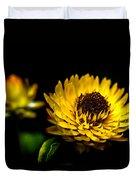 Yellow Flower 5 Duvet Cover