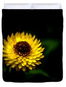 Yellow Flower 6 Duvet Cover