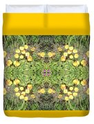 Yellow Flower Photo 1492 Composite Duvet Cover