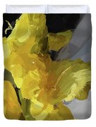 Yellow Glad 092217 1a Duvet Cover