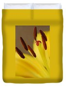 Yellow Lily Reach 2 Duvet Cover