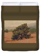 Yellow Pine Duvet Cover