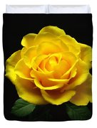 Yellow Rose 6 Duvet Cover