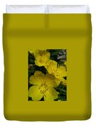 Yellow  Shade Duvet Cover