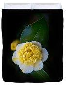 Yellow Tenderness Duvet Cover