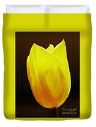 Yellow Tulip 3 Duvet Cover