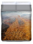 Yellowstone Colors #7 Duvet Cover