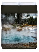 Yellowstone Colors #2 Duvet Cover