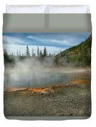 Yellowstone Colors #5 Duvet Cover