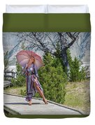 Yellowstone Darcy 1 Duvet Cover