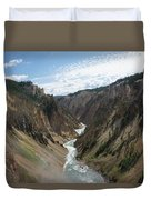 Yellowstone Grand Canyon Duvet Cover